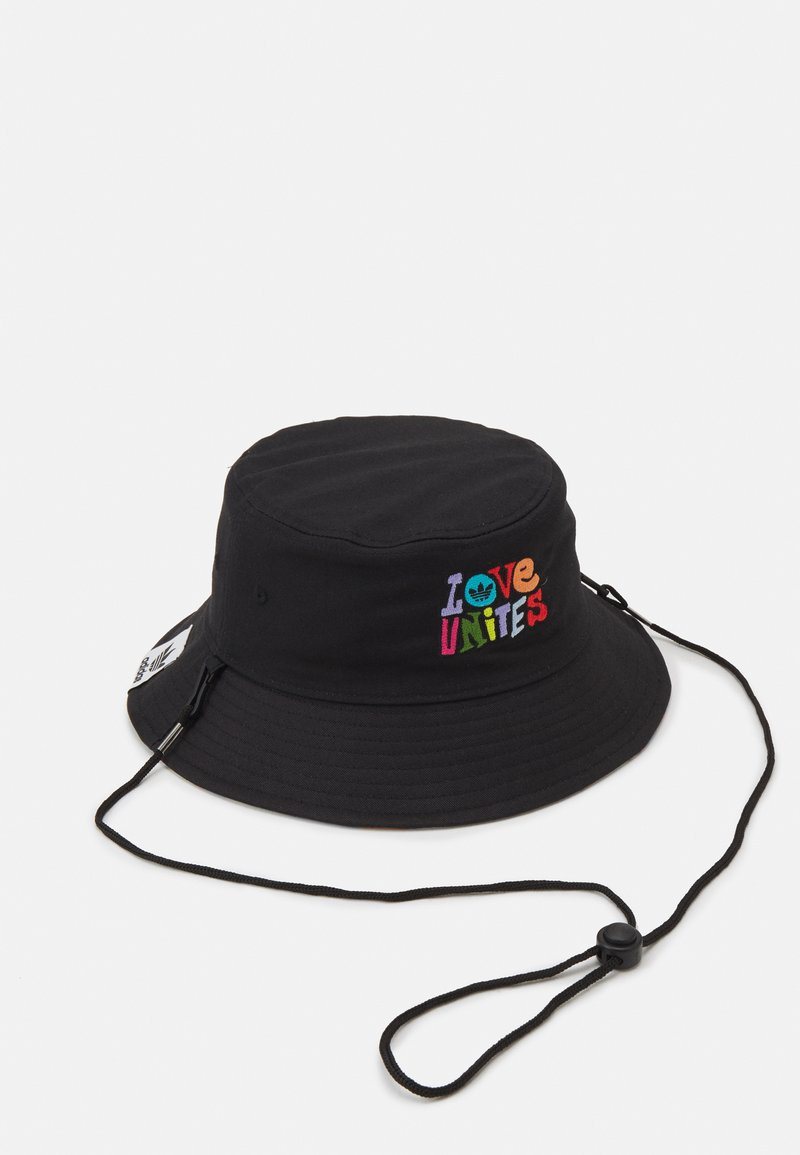 adidas Originals - BUCKET HAT UNISEX - Hat - black