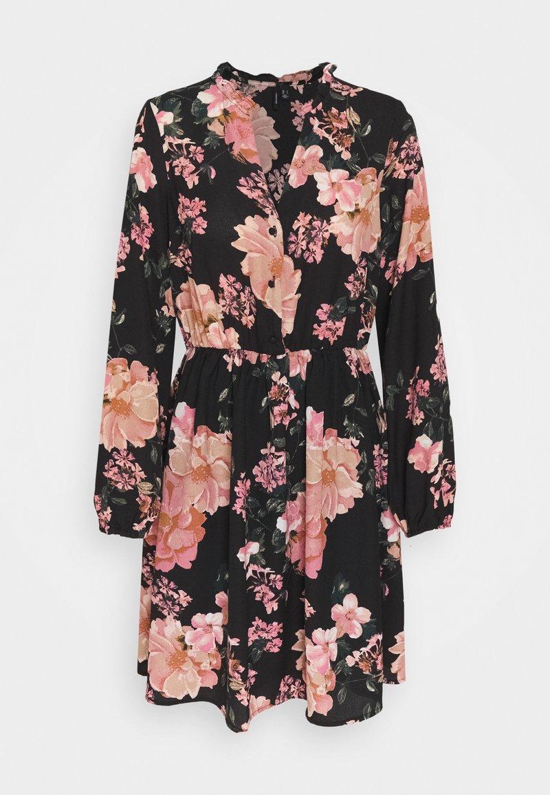 Vero Moda - VMSUNILLA DRESS  - Day dress - black/sunilla