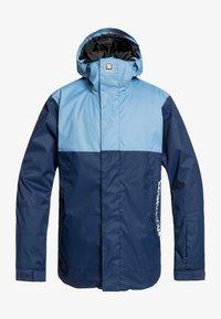 DC Shoes - DEFY  - Snowboard jacket - coronet blue - 0