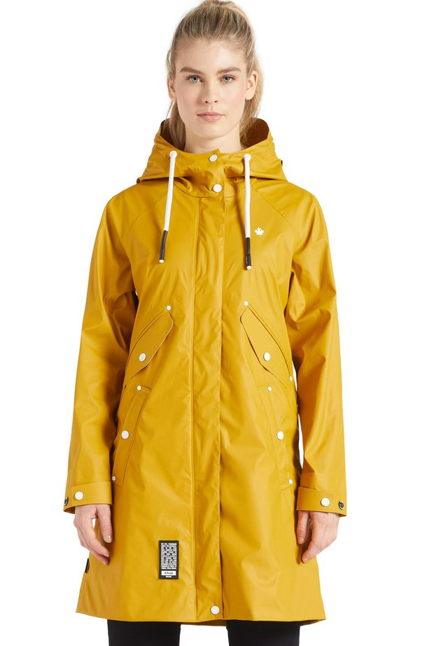 SOLEA2 - Regenjas - gelb