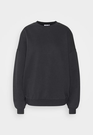 PAMELA OVERSIZED - Sweatshirt - off black