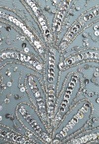 SISTA GLAM PETITE - GLOSSIE  - Koktejlové šaty/ šaty na párty - grey/blue - 5