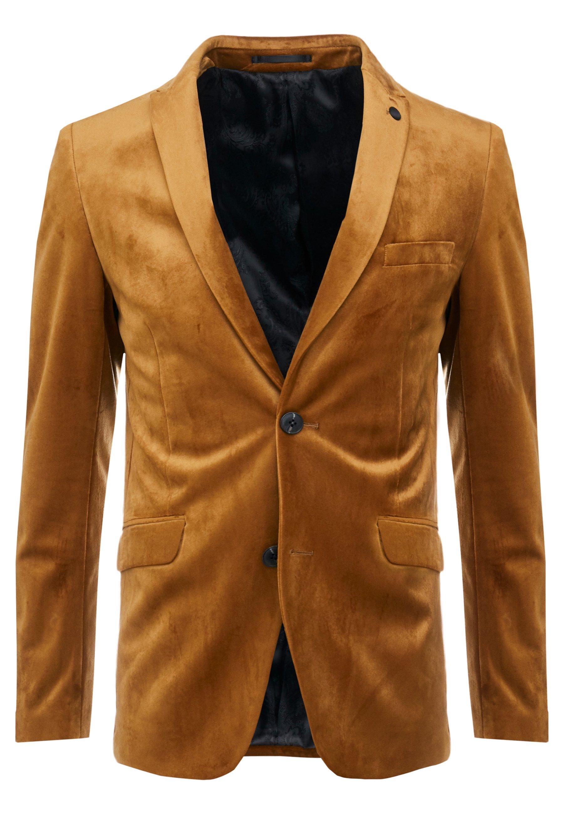 Lindbergh VELVET  - Blazer - brown
