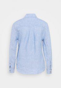 Marks & Spencer London - SAFARI - Button-down blouse - light blue - 1