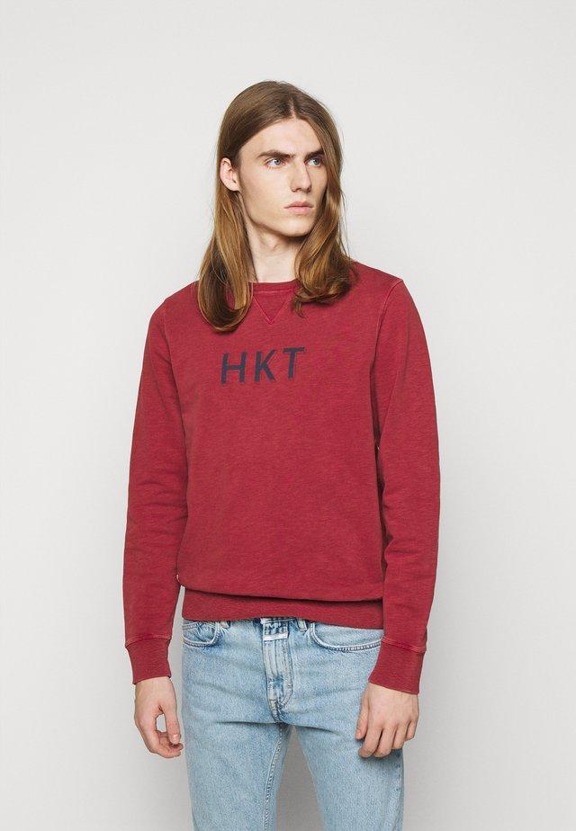 CREW - Sweatshirt - brit red
