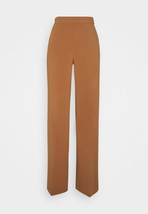 EDDA - Trousers - hazel brown