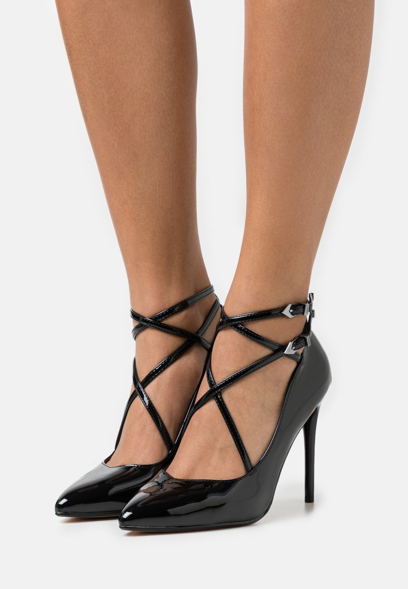 Buffalo - REMY - Classic heels - black
