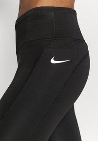 Nike Performance - EPIC FAST - Collants - black/silver - 3