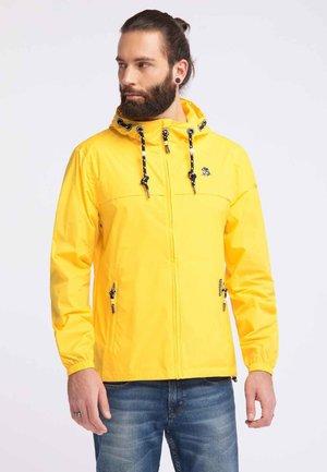 Regnjakke / vandafvisende jakker - yellow