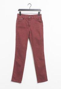 BRAX - Straight leg jeans - pink - 0