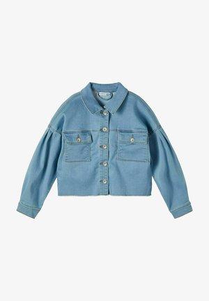 Cowboyjakker - medium blue denim