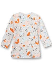 Sanetta Kidswear - Korte jurk - grau - 1