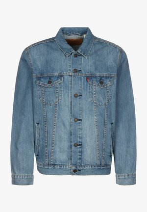 THE TRUCKER - Giacca di jeans - blue