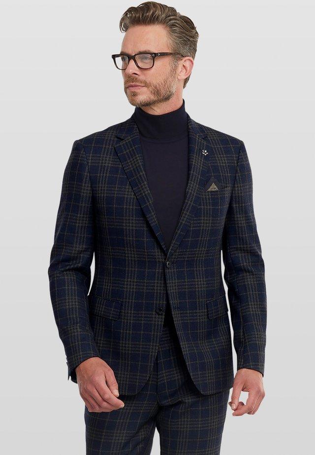 ZAYN SPLIT - Blazer jacket - navy