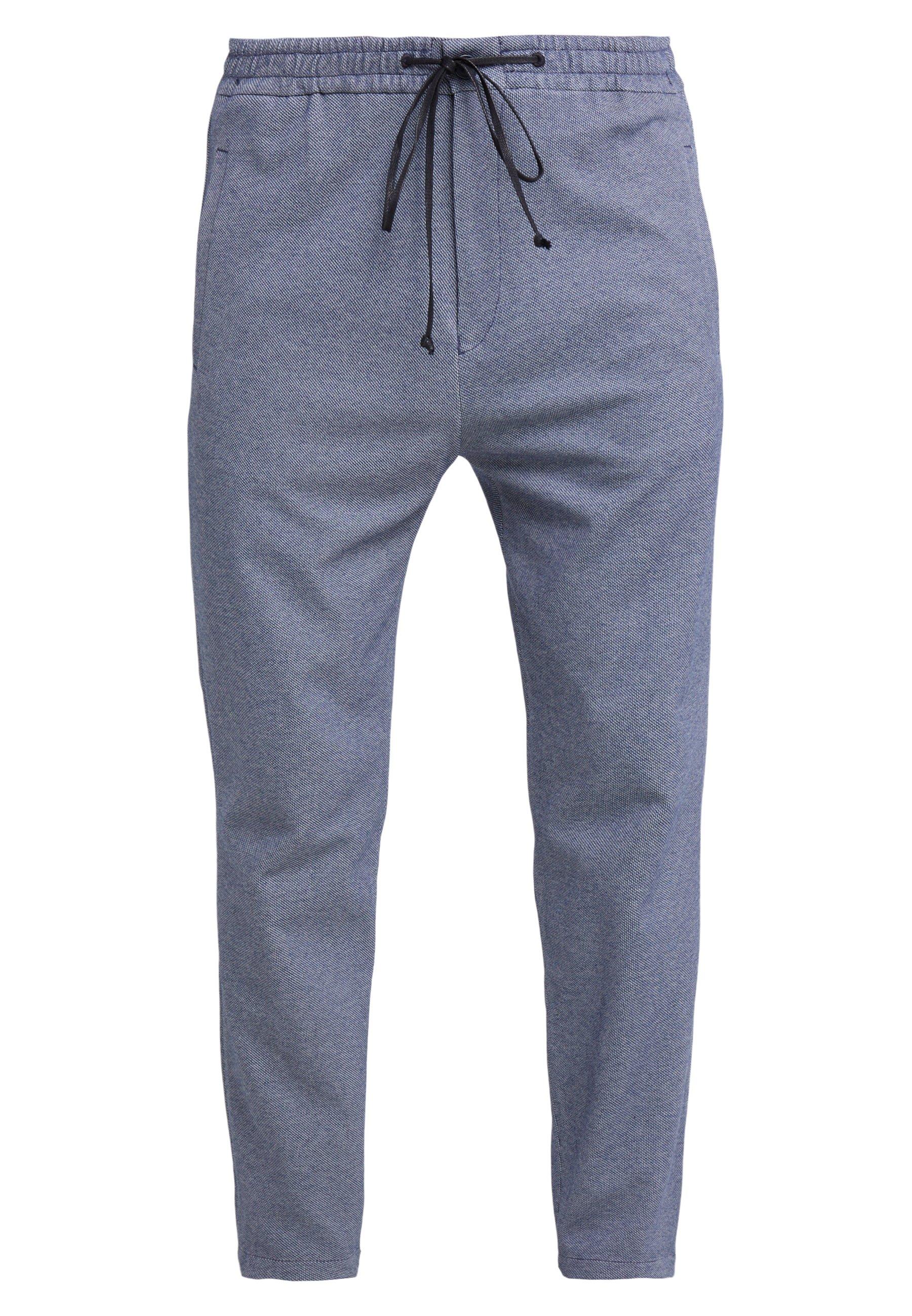 DRYKORN JEGER - Pantalon classique - blue
