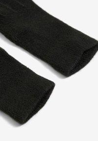 Vila - SET 2 - Gloves - black - 3