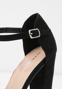 Glamorous Wide Fit - Klassiska pumps - black - 2