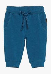 Noppies - PANTS SLIM ALCOA BABY - Trousers - seaport - 0