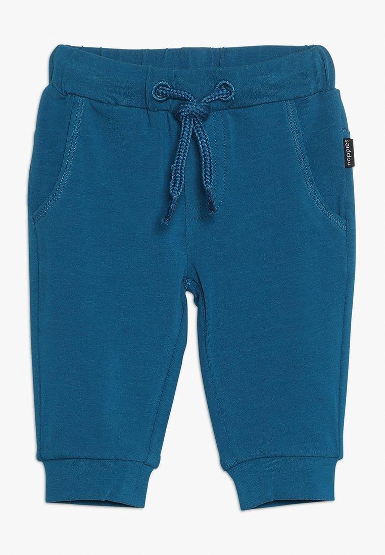 Noppies - PANTS SLIM ALCOA BABY - Trousers - seaport