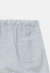 ARKET - UNISEX - Trousers - white/blue - 2