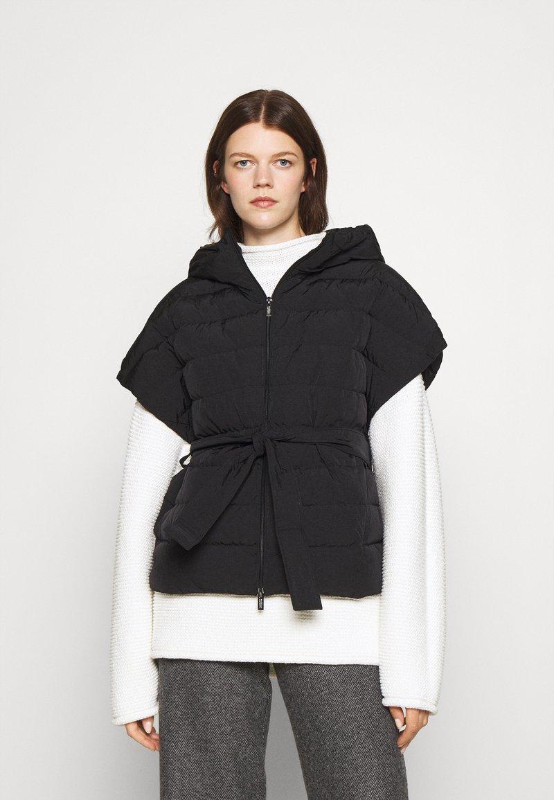 Marella - AULLA - Light jacket - nero