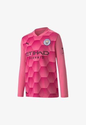 Goalkeeper shirt - pink glimmer