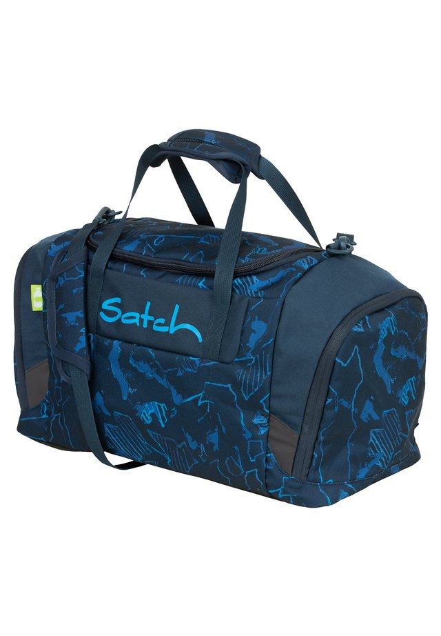 Sports bag - blue compass [9x2]
