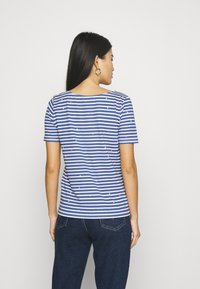 Anna Field - T-shirts med print - blue - 2