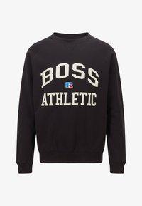 BOSS - STEDMAN_RA - Sweater - black - 2