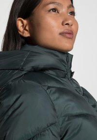 VILA PETITE - VIADAYA JACKET - Winter coat - darkest spruce - 5