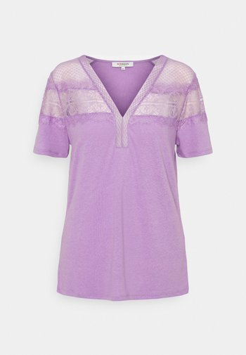 DIETER - T-shirt basic - lilac