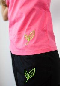Biyoga - Basic T-shirt - rosa - 2
