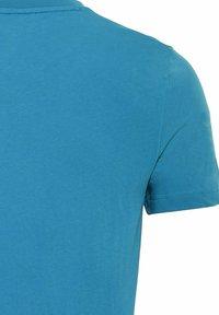 camel active - Print T-shirt - ocean blue - 7
