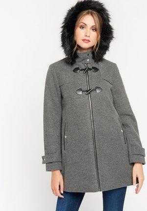 Winter coat - medium grey mel