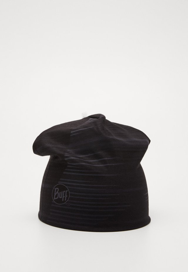 THERMONET HAT - Gorro - refik black