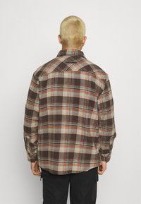 Pegador - DELTA HEAVY ROUND UNISEX - Button-down blouse - mississippi - 2