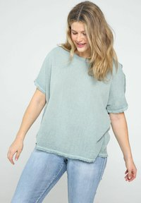 Paprika - Print T-shirt - mint - 0