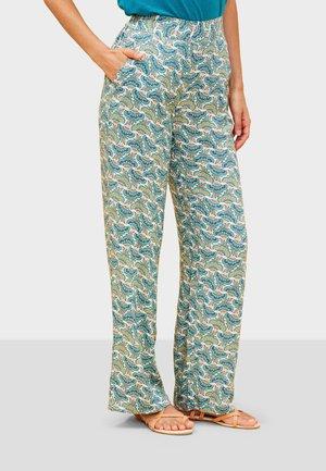 ESTIA - Trousers - blue
