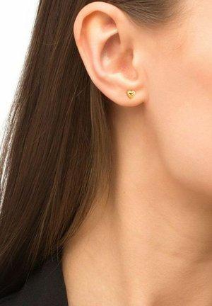 HERZ - Earrings - gold