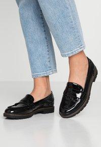 Tamaris - Loafers - black - 0
