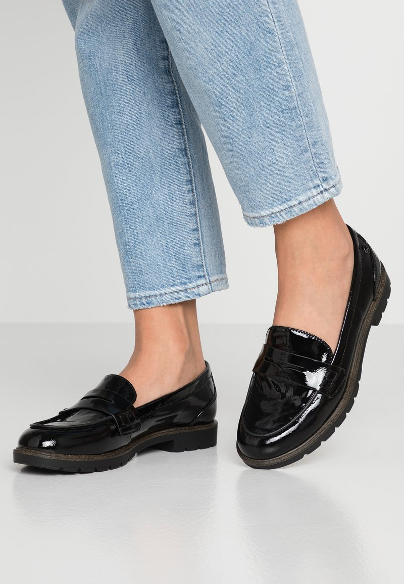 Tamaris - Loafers - black