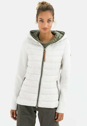 Winter jacket - pearl