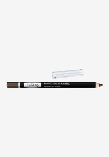 PERFECT CONTOUR KAJAL - Eyeliner - bronzing brown