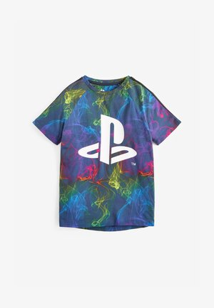 PLAYSTATION PRINTED T-SHIRT - T-shirts print - multi-coloured