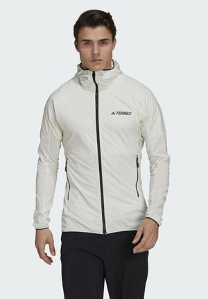 TERREX SKYCLIMB - Fleece jacket - white