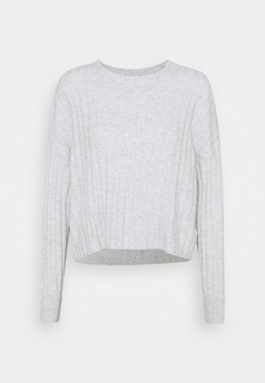 EASY CREW - Jumper - gray