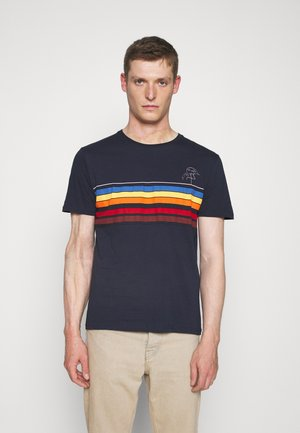 T-shirt imprimé - dark blue