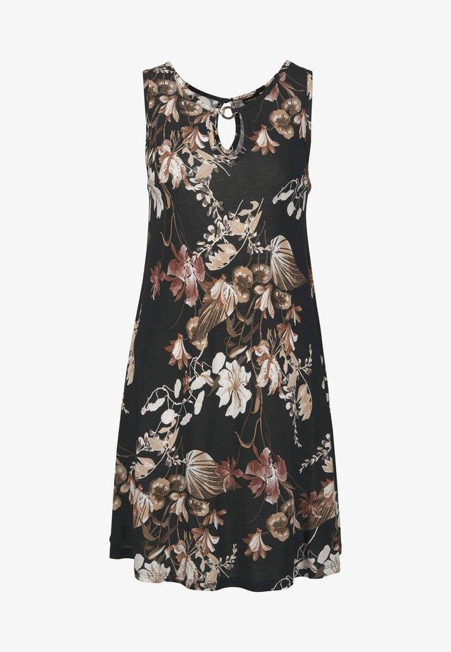 Korte jurk - bedruckt