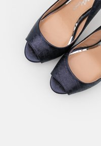 Lulipa London - DALLAS - Spuntate alte - dark navy - 5