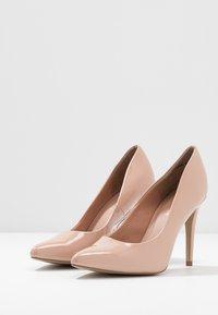 New Look - YINNY - High heels - oatmeal - 4